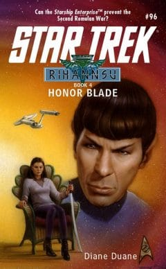 Star Trek: The Original Series #96: Honor Blade