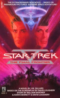 Star Trek: The Original Series: Star Trek V: The Final Frontier