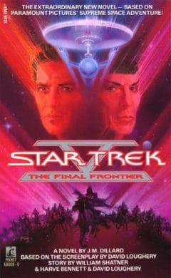 Star Trek: The Original Series: Star Trek V: The Final Frontier