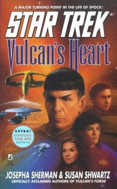 Star Trek: The Original Series: Vulcan's Heart