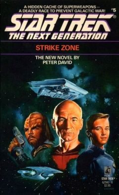Star Trek: The Next Generation #5: Strike Zone