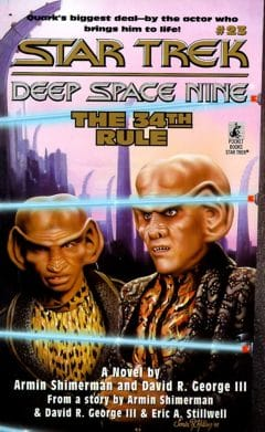 Star Trek: Deep Space Nine #23: The 34th Rule