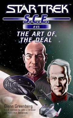 Starfleet Corps of Engineers #45: The Art of the Deal