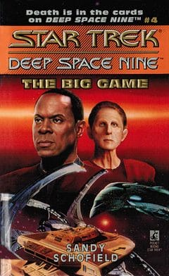 Star Trek: Deep Space Nine #4: The Big Game