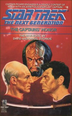 Star Trek: The Next Generation #8: The Captains' Honor