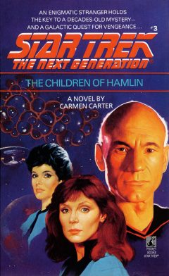 Star Trek: The Next Generation #3: The Children of Hamlin