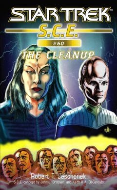 Starfleet Corps of Engineers #60: The Cleanup