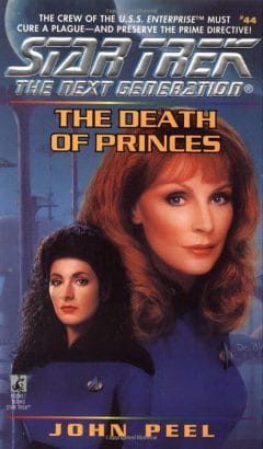 Star Trek: The Next Generation #44: The Death of Princes