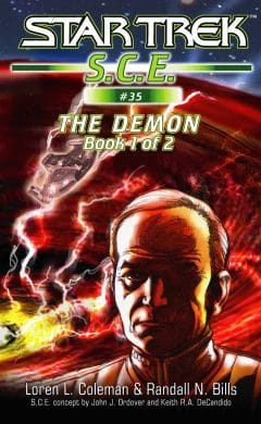 Starfleet Corps of Engineers #35: The Demon, Book 1