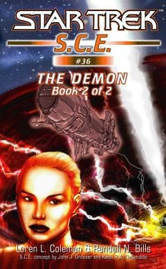 Starfleet Corps of Engineers #36: The Demon, Book 2