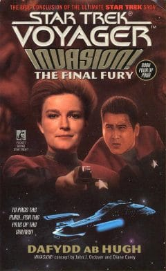 Star Trek: Voyager #9: The Final Fury