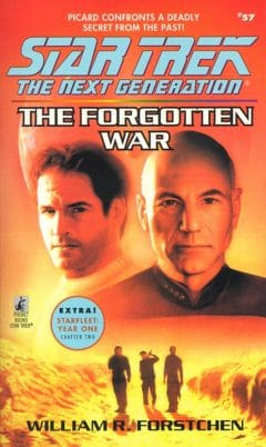 Star Trek: The Next Generation #57: The Forgotten War