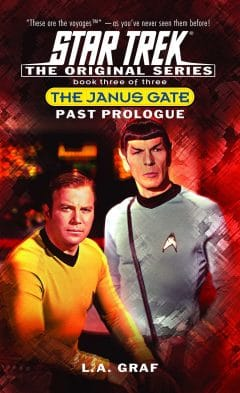 The Janus Gate #3: Past Prologue