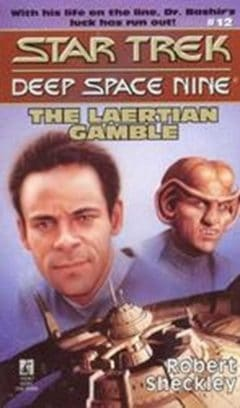 Star Trek: Deep Space Nine #12: The Laertian Gamble