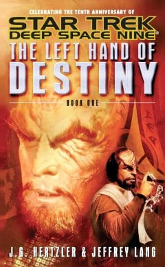 The Left Hand of Destiny #1: The Left Hand of Destiny, Book 1