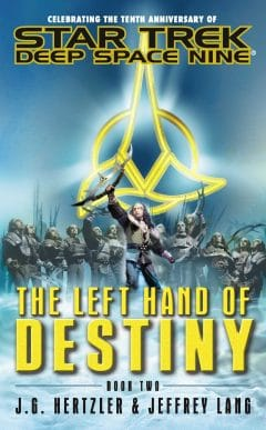 The Left Hand of Destiny #2: The Left Hand of Destiny, Book 2