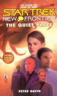 Star Trek: New Frontier #7: The Quiet Place