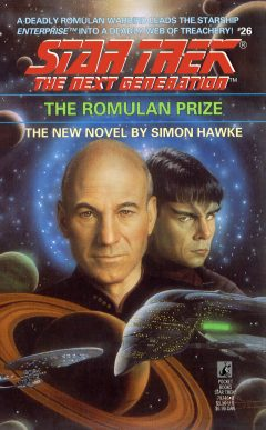 Star Trek: The Next Generation #26: The Romulan Prize