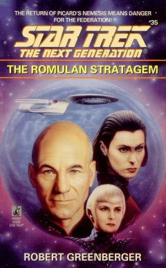 Star Trek: The Next Generation #35: The Romulan Stratagem
