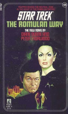 Star Trek: The Original Series #35: The Romulan Way