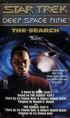 Star Trek: Deep Space Nine: The Search