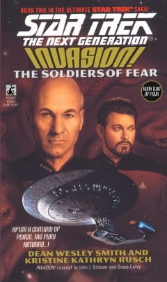 Star Trek: The Next Generation #41: The Soldiers of Fear