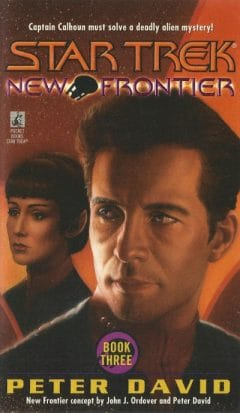 Star Trek: New Frontier #3: The Two-Front War