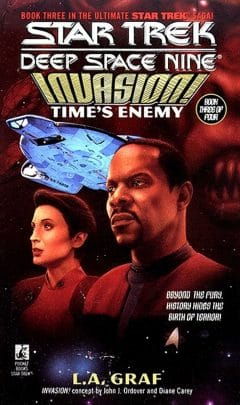 Star Trek: Deep Space Nine #16: Time's Enemy
