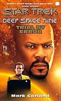 Star Trek: Deep Space Nine #21: Trial by Error