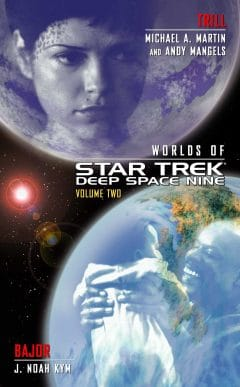 Worlds of Deep Space Nine #2: Trill & Bajor