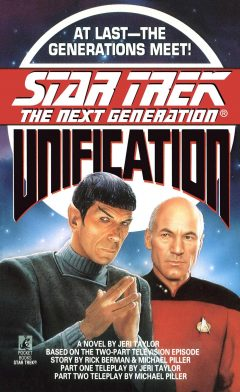 Star Trek: The Next Generation: Unification
