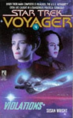 Star Trek: Voyager #4: Violations