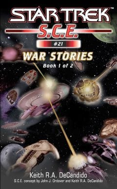 Starfleet Corps of Engineers #21: War Stories, Book 1
