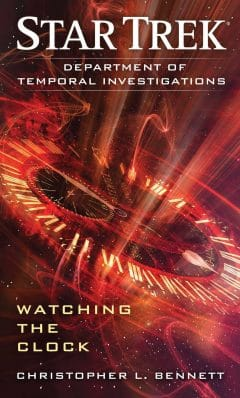 Department of Temporal Investigations #1: Watching the Clock