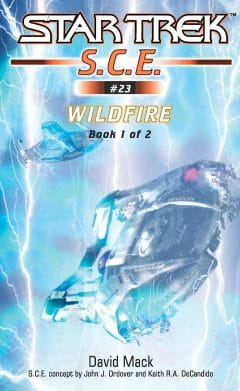 Starfleet Corps of Engineers #23: Wildfire, Book 1