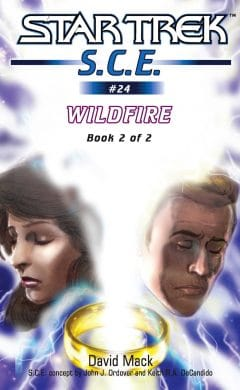 Starfleet Corps of Engineers #24: Wildfire, Book 2