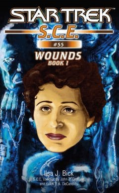Starfleet Corps of Engineers #55: Wounds, Book 1