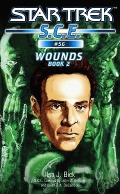 Starfleet Corps of Engineers #56: Wounds, Book 2